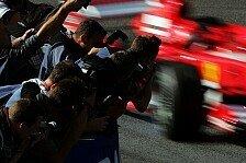Formel 1 - Ferrari gesteht Aerodynamik-Schwäche ein
