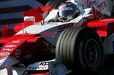 Formel 1 - Trulli: Das Team raubte mir einen Podestplatz