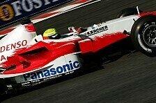 Formel 1 - Optimismus bei Toyota