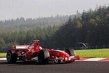 Formel 1 - Regen, Regen, Regen