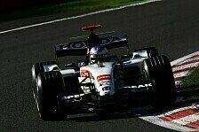 Formel 1 - Leichte Entt�uschung bei B�A�R