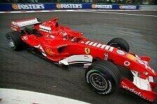 Formel 1 - Der Samstag: Zwei Deutsche & ein �sterreicher in Spa
