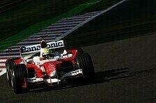 Formel 1 - Keine Michelin-Reifen f�r Toyota