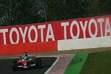 Formel 1 - Toyota gibt Gespr�che mit Bridgestone zu
