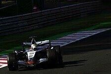 Formel 1 - McLaren: F�r jedes Wetter ger�stet