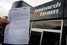 Formel 1 - �bernahme offiziell: Red Bull verleiht Minardi Fl�gel