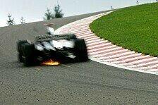 Formel 1 - BMW-Williams und die vielen Reifenwechsel