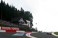 Formel 1 - Bilder: Belgien GP - Samstag