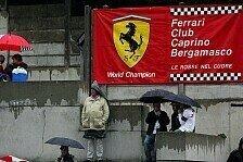 Formel 1 - Regen in Spa