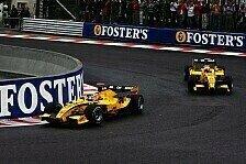 Formel 1 - Jordan: Monteiro erst�rmt einen fantastischen WM-Punkt