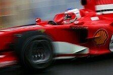 Formel 1 - Ferrari: Auch das Gl�ck hat die Roten verlassen