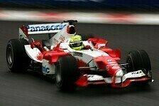 Formel 1 - Toyota war einfach zu schnell