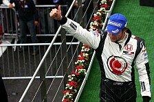 Formel 1 - B�A�R feiert fantastischen Podestplatz