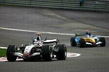 Formel 1 - Spa 2005 - Erster Matchball abgewehrt