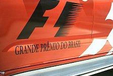 Formel 1 - Bilder: exklusiv: Streckenumbauten in Interlagos