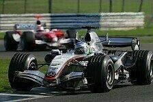 Formel 1 - Testing Time, Tag 1: Alonso jagt Wurz