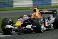 Formel 1 - Liuzzi nur ungern Bankdrücker