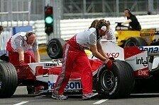 Formel 1 - Jetzt oder nie für Toyota