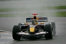 Formel 1 - Red Bull Junior Team erf�llt Cosworth-Vertrag