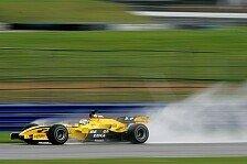 Formel 1 - Bilder: Silverstone-Testfahrten ab dem 13.09.2005