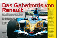 Formel 1 - Rennsportnews F1/F1Racing 10/2005