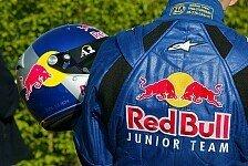Formel 1 - Im Rampenlicht: Sainz Junior neuer RBR-Hoffnungstr�ger