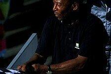 Formel 1 heute vor 18 Jahren: Pelé vergisst die Zielflagge