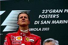 Formel 1 heute vor 17 Jahren: Schumachers schwerster Sieg