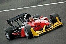 A1GP - A1GP - Testfahrten in Silverstone