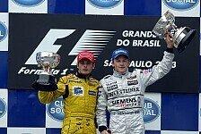Formel 1 heute vor 17 Jahren: Chaos-Rennen mit falschem Sieger