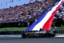 Formel 1 - Magny Cours nur Druckmittel: Tambay: Vorsicht bei Ecclestones Aussagen