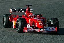 Formel 1 - Die Rennen seit 2000 in Barcelona
