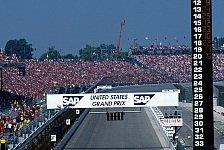 Formel 1 - Die Steilwand und die Pflastersteine: Der Indianapolis Motor Speedway