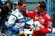 Formel 1 heute vor 19 Jahren: Familien-Affäre in Kanada