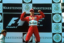 Formel-1-Comeback auf dem Nürburgring: Alle Sieger in der Eifel