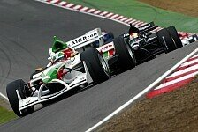 A1GP - A1GP - 1. Lauf in Großbritannien