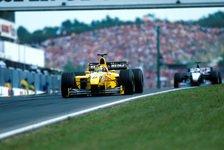 Formel 1 - Knie-OP statt GT Masters: Frentzen: Sp�tfolgen von Kanada-Unfall