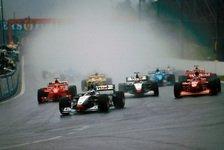 Formel 1 - F1TV Stream-Empfehlungen: Das Beste der 80er & 90er