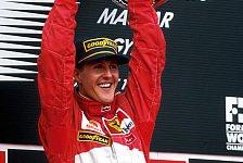 Michael Schumacher: Die zehn größten Siege der Formel-1-Legende