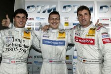 DTM - Qualifying & Super Pole: Mercedes-Quartett dominiert