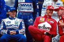 Villeneuve: Lewis Hamilton besser als Michael Schumacher