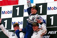 Formel 1 - Erfolg an allen Ecken und Enden: Renault: Williams eine Herzensangelegenheit