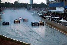 Formel 1 Brasilien 2018, Wetter: Hitze statt Regen im Rennen