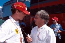 Formel 1 - Krank und peinlich: Irvine: Neue Punkte-Regel ist Bullshit!