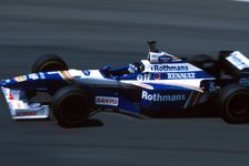 Formel 1 - Video: Valtteri Bottas im FW18 von Damon Hill
