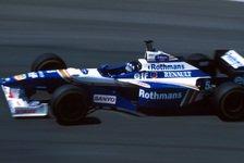 Formel 1 - Video: Formel 1: Hot Lap! Damon Hill nach 25 Jahren zurück im FW18