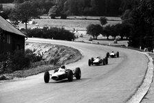 Formel 1 heute vor 56 Jahren: Benzin-Drama in Belgien