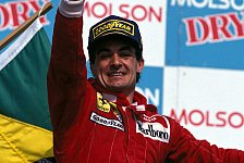 Formel 1 - Bilderserie: Happy Birthday, Jean Alesi