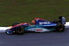 Formel 1 heute vor 27 Jahren: Irvine holt Dreifach-Strafe ab