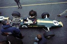 Formel 1 heute vor 53 Jahren: Geburt des Jahrhundert-Motors